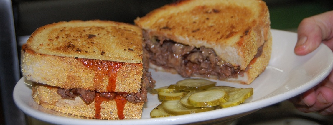 Loui's Special, THE Steak Sandwich